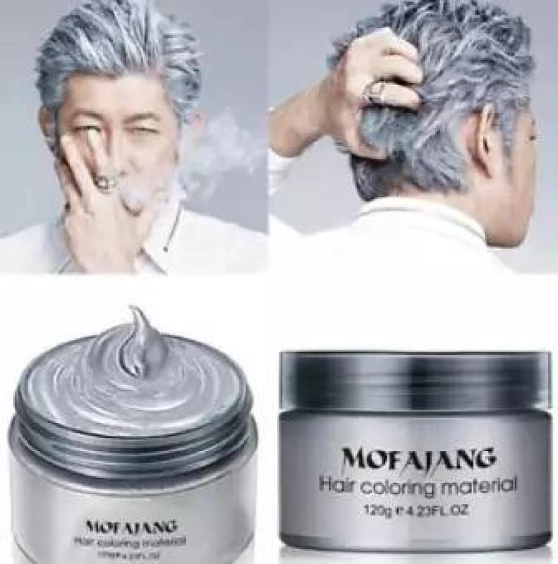 WAX đổi màu tóc đến từ Japan Wax đổi màu tóc phai màu sau một lần gội cao cấp