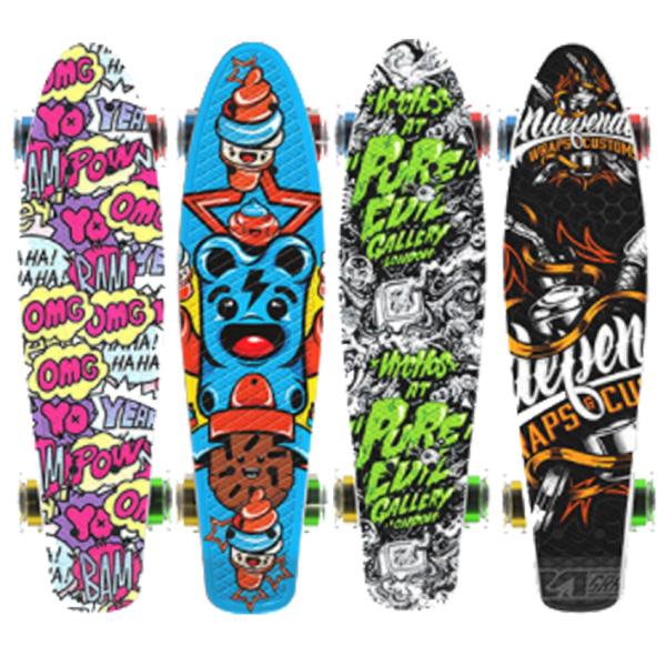 Mua Ván trượt trẻ em penny skateboard bánh có đèn