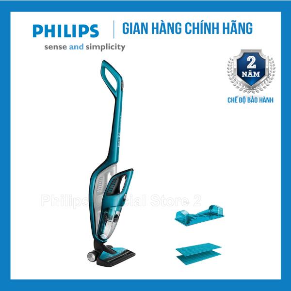 Máy hút bụi không dây 3 trong 1 Philips FC6404, BẢO HÀNH TOÀN QUỐC -  cam kết hàng chính hãng