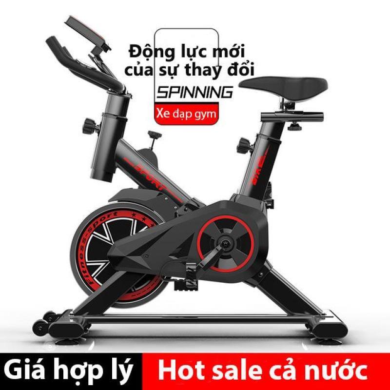 Xe đạp tập gym tại nhà dụng cụ tập gym đạp xe tại nhà yên tĩnh tiện lợi nhỏ gọn