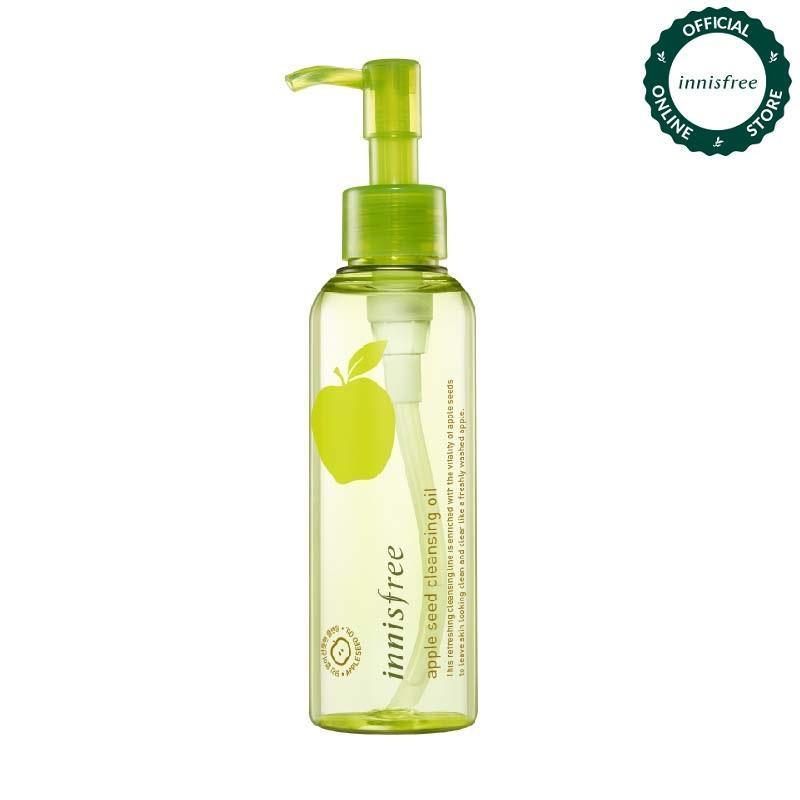 Dầu tẩy trang từ hạt táo Innisfree Aple Seed Cleaning Oil 150ml tốt nhất