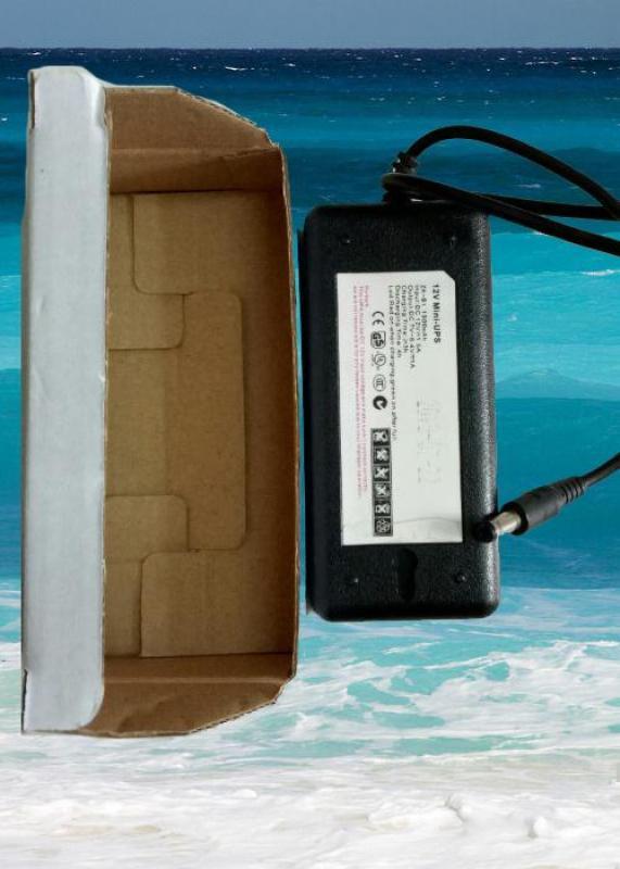 Bảng giá Bộ Lưu Điện Dùng Cho Máy Chấm Công UPS mini 12 V Phong Vũ