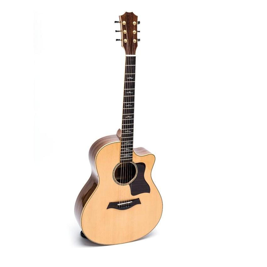 Đàn Guitar Acoustic DT700 Cẩn Xà Cừ - Đàn Guitar Chất lượng - Chuyên Nghiệp