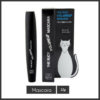 Mascara không thấm nước The Rucy Volumeup Mascara Black 12g LKshop thumbnail