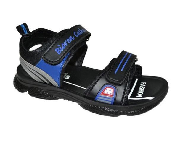 Sandal bé trai hàng cao cấp in chữ giá rẻ