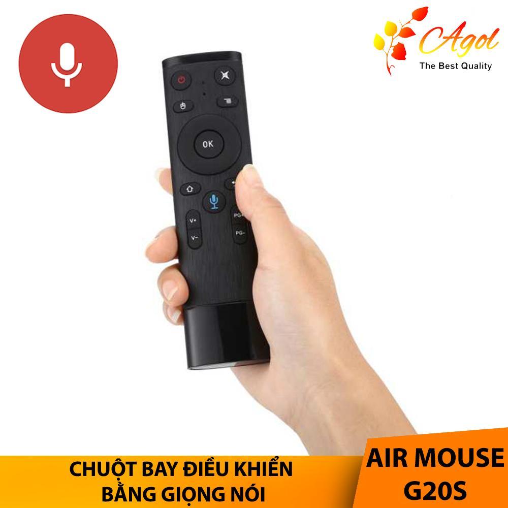 Bảng giá Chuột Bay Remote Mouse G20s Tìm Kiếm Bằng Giọng Nói  - Có Chức Năng Điều Khiển Bằng Cử Chỉ Điện máy Pico