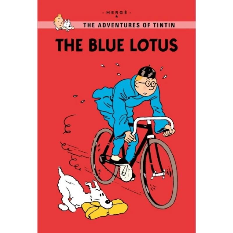 Fahasa - The Blue Lotus (The Adventures of Tintin)