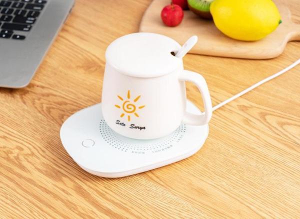 máy hâm nóng thức ăn,đồ uống bằng điện mini