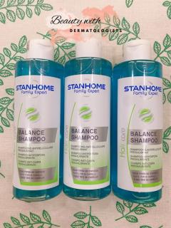 [HCM]Dầu gội giảm gàu Stanhome Balance Shampoo 200ml thumbnail
