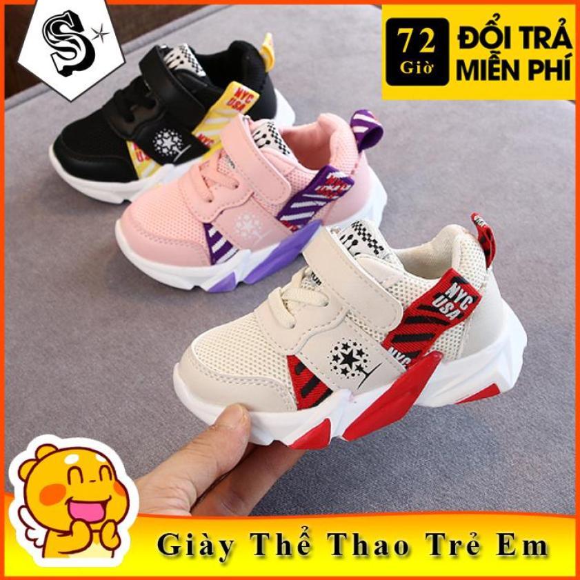 Giày thể thao cho bé trai và bé gái cực ngầu mà giá rẻ giá rẻ