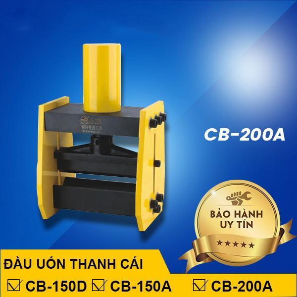 Máy uốn thanh đồng thủy lực CB200A