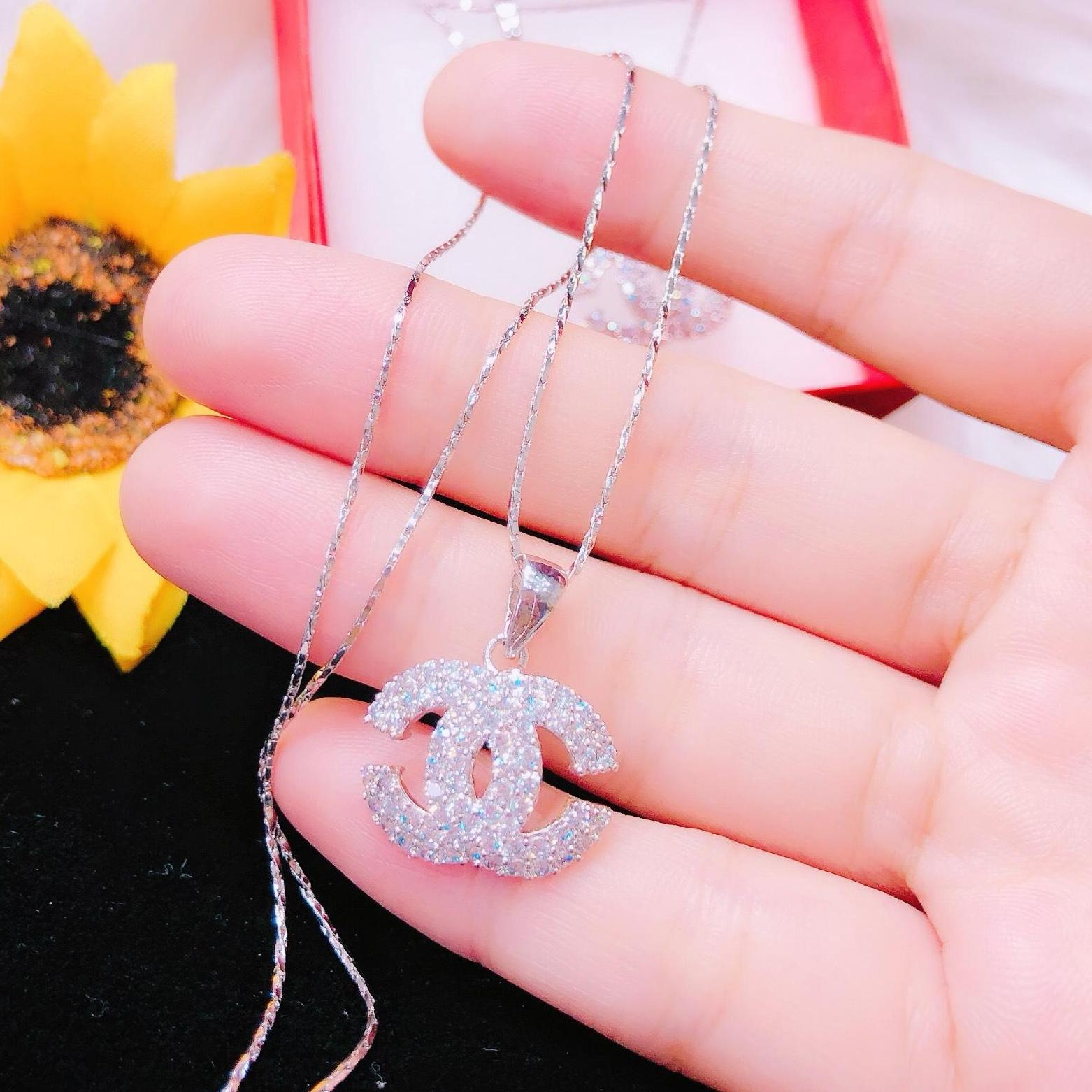 Dây chuyền nữ vàng không phai màu Midoshop VD21041905 - đeo đi đám cưới vô cùng quý phái