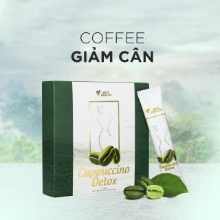 Cà phê giảm cân cappuccino detox thumbnail