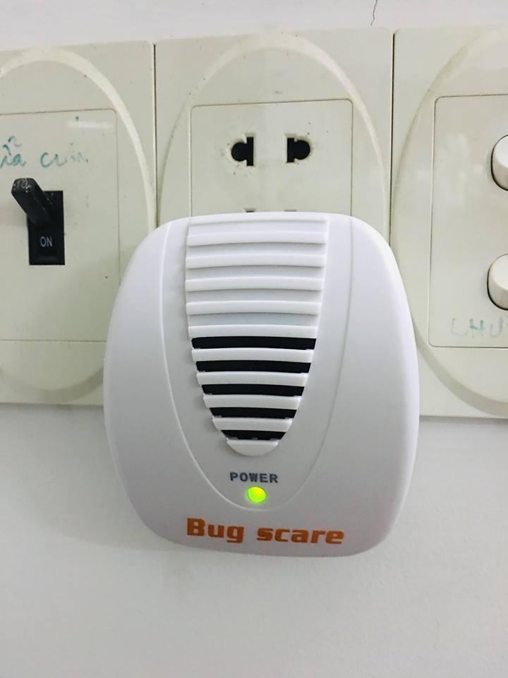 Máy đuổi chuột Buy Scare an toàn hiệu quả, sử dụng đơn giản