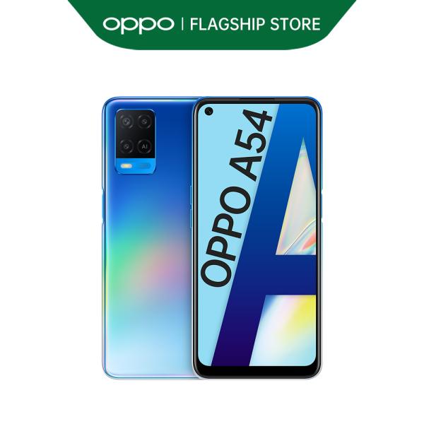 Độc quyền  OPPO A54 6GB/128GB - Gian hàng OPPO chính hãng - Trả góp 0% - 15 ngày đổi trả - Miễn phí vận chuyển - CPH2241
