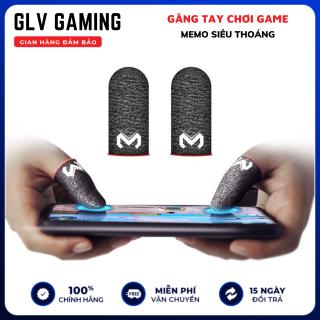găng tay chơi gamer Memo, bao tay chơi game, Găng tay chơi FF, PUBG, Liên quân Mobile chuyên nghiệp, chống ra mồ hôi tay, tăng độ nhạy thumbnail