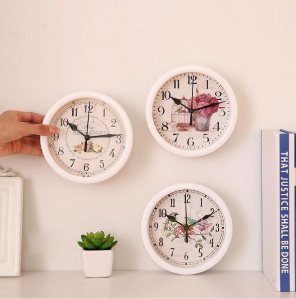 Đồng hồ mặt hoa size nhỏ (nhiều kiểu)