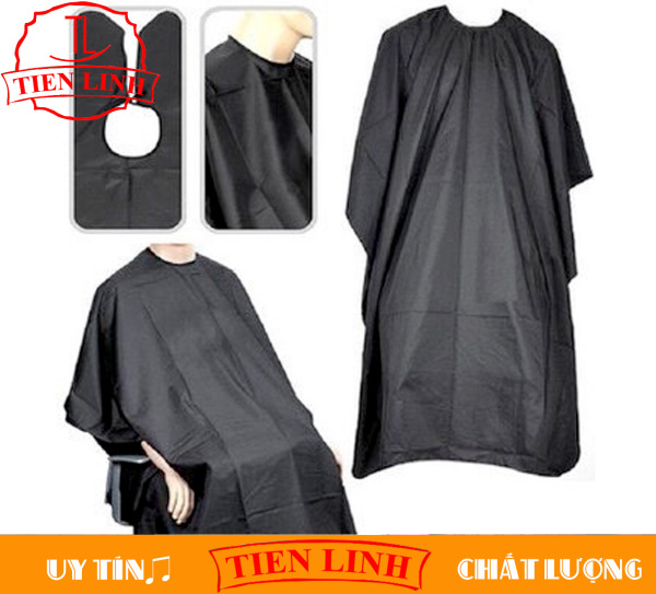 [HCM]Áo Choàng Cắt Tóc - 140 x 100cm _ TL34 Chất  Liệu Vải Thường