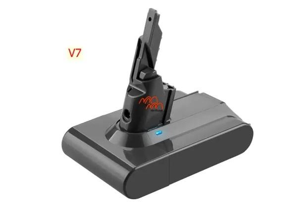 Thay pin máy hút bụi Dyson V7