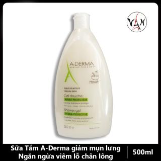 Sữa Tắm A- Derma Giảm Mụn Lưng, Ngăn Ngừa Viêm Lỗ Chân Lông 500ml thumbnail