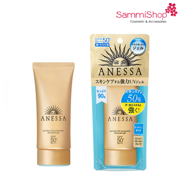 Gel chống nắng Anessa perfect UV sunscreen skincare gel cao cấp
