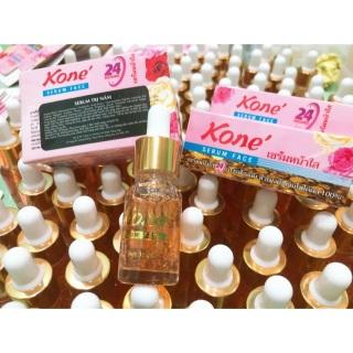 Serum kone ( hàng thái lan chính hãng)Serum chuyên nám,tàn nhan Kone Làm mờ nám, tàn nhang, đồi mồi chỉ trong một thời gian ngắn giúp làn da trắng hồng rạng rỡ, không tỳ vết. thumbnail
