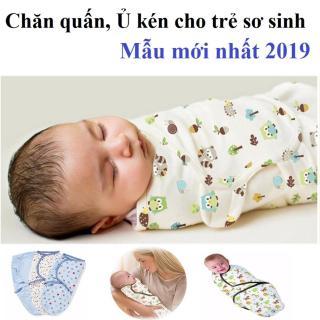 (Giá Tốt) Đồ dùng trẻ sơ sinh, Chăn cho bé sơ sinh mùa hè, Chăn Quấn Ủ Kén Cho Trẻ Sơ Sinh, Giúp Bé Ngon Giấc Không Giật Mình, Chất Liệu Tốt và An Toàn, Giảm Giá Sốc 50% , Bảo Hành Uy Tín 1 Đổi 1 thumbnail