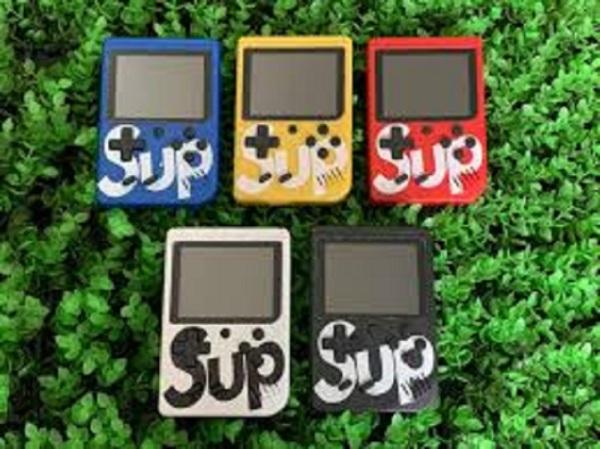 Máy Chơi Game huyền thoại Sup 400 Game In 1 Retro Kèm Tay Cầm Chơi Game 2 Người