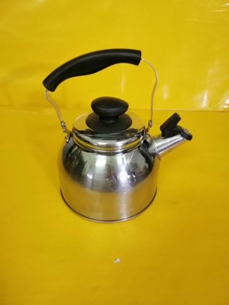 Ấm inox nội địa Nhật 1.5L (53), dùng được bếp từ