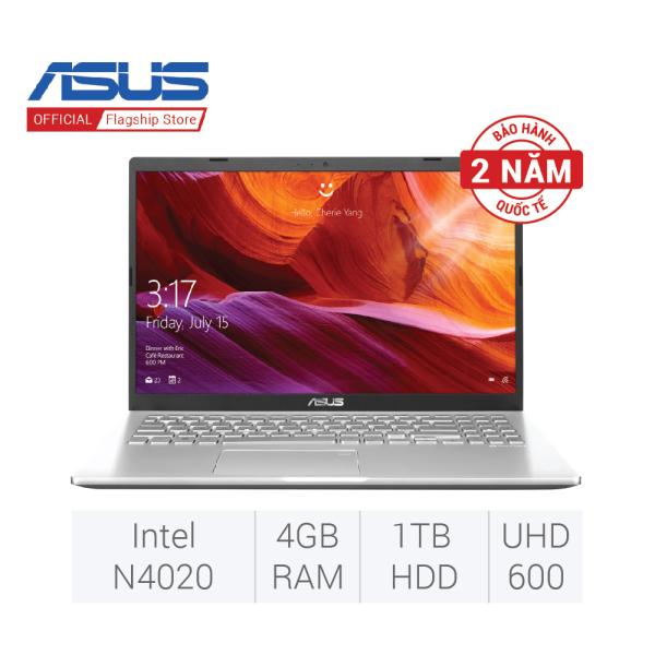 Bảng giá Laptop Asus 15 X509MA-BR269T (Celeron N4020/ 4GB DDR4/ HDD 1TB/ 15.6 HD/ Win10), thời gian bảo hành sản phẩm 2 năm Phong Vũ