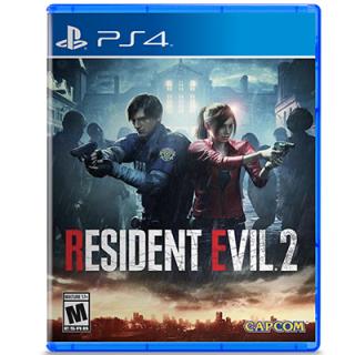 Đĩa game Resident Evil 2 Remake PS4 thumbnail