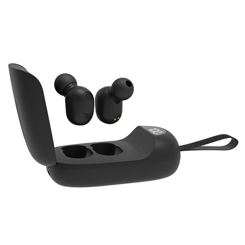 [VOUCHER 7%] Tai Nghe Bluetooth Nhét Tai Không Dây TWS Mẫu Riêng Mới, Tai nghe Bluetooth 5.0 thể thao hai tai không dây PKCB269 - Hàng Chính Hãng