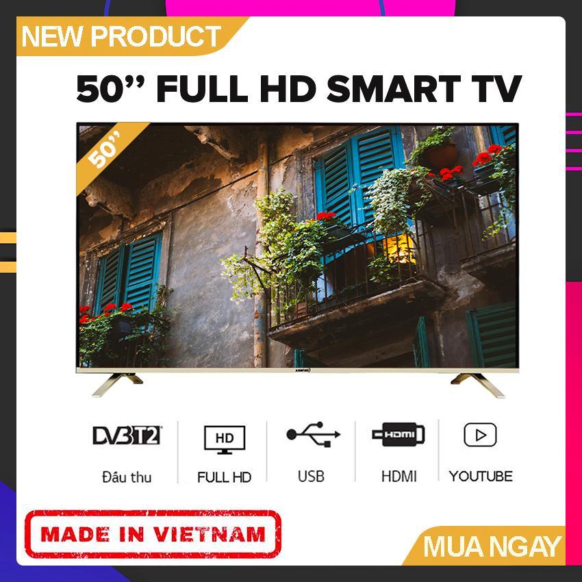Bảng giá Smart Tivi Asanzo 50 inch Full HD - Model 50AS560 (Android, Truyền Hình KTS) - Bảo Hành 2 Năm