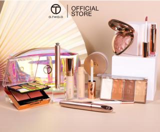 Trọ bộ makep up O.TWO.O đầy đủ chuyên nghiệp gồm 11 món - INTL thumbnail