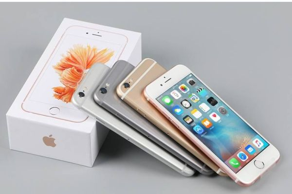 Điện thoại Apple IPHONE 6S PLUS 128GB Màn Hình 5.5Inch- Bản Quốc Tế Mới - Full Chức Năng CPU Apple A9 2 nhân - Màn hình LED-backlit IPS LCD, 5.5, Retina HD bao đổi 7 ngày đầu miễn phí tận nhà