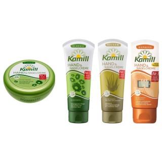 Kem dưỡng da tay và móng Kamill tuýp 100ml- Hàng Đức thumbnail