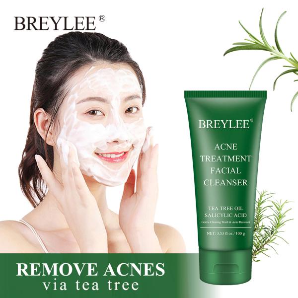 Serum dưỡng da BREYLEE Hyaluronic Acid 17ml giữ ẩm chống lão hoá làm trắng da - INTL