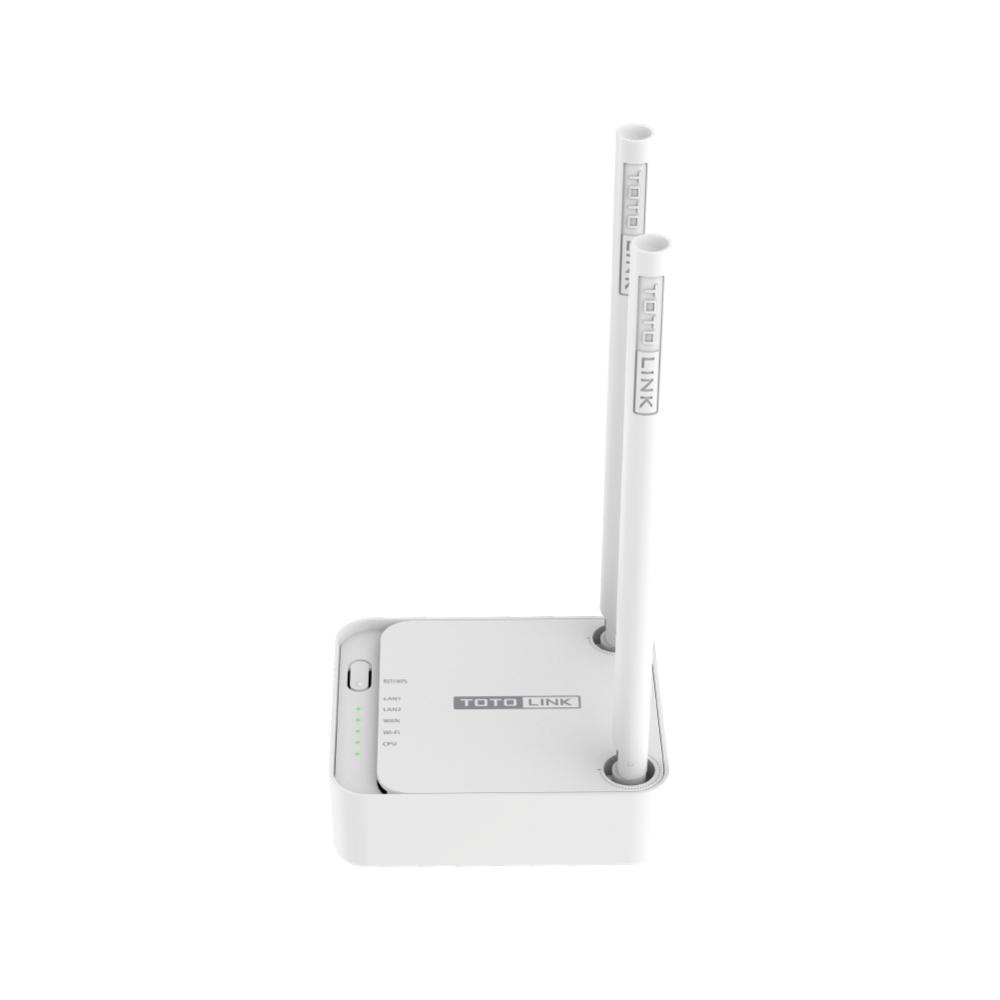 Bộ phát Wifi 300Mbps ToToLink N200RE-V3 (Trắng) - HÃNG PHÂN PHỐI CHÍNH THỨC