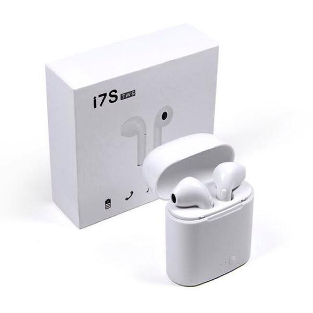 Tai Nghe I7S Ko Dây Kết Nối Bluetooth - tai nghe i7