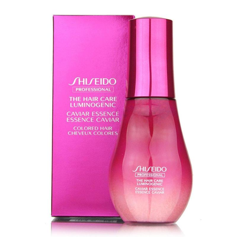Tinh Chất Chăm Sóc Tóc cho tóc nhuộm ShiseidoProfessional Luminogenic Caviar Essence 100ml
