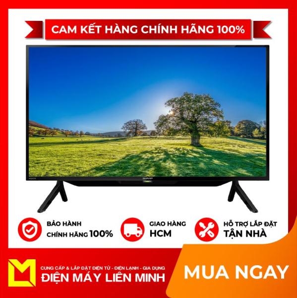 Bảng giá TRẢ GÓP 0% - Android Tivi Sharp 42 Inch 2T-C42BG1X -Hệ Điều Hành Android 9.0, Công Nghệ Hình Ảnh X2 Master Engine Pro, HDR 10, Sản Xuất Tại Malaysia Bảo Hành 24 Tháng