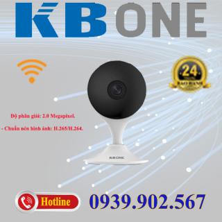 Camera IP hồng ngoại không dây 2.0 Megapixel KBVISION KBONE KN-H21W thumbnail