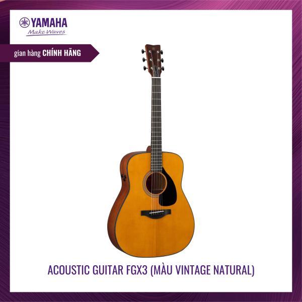 Đàn Yamaha Guitar Acoustic FGX3