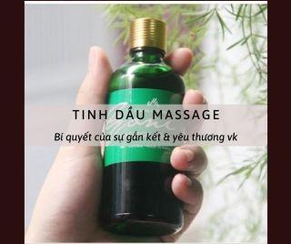 Tinh Dầu Massage Yoni Body Dành Cho Nam Nữ Sản Phẩm SPa thumbnail