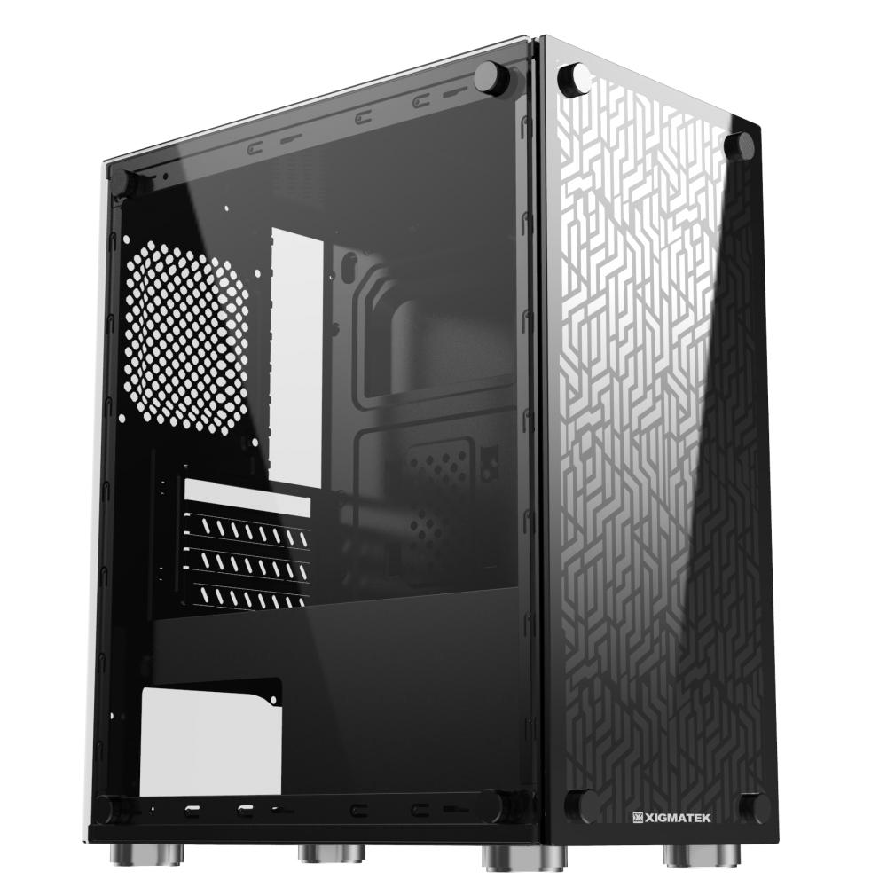 Giá Vỏ CASE Xigmatek NYX43040 (No Fan - 3 Fan Led tùy chọn)