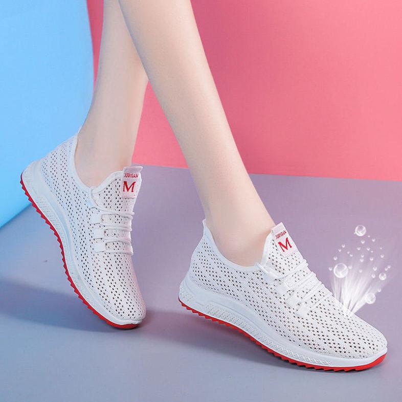 Giày vải thoáng khí kiểu dáng thời trang cho nữ - W97 giá rẻ