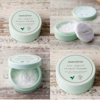 Innisfree - Phấn Phủ Innisfree NoSebum Mineral Color Powder thumbnail