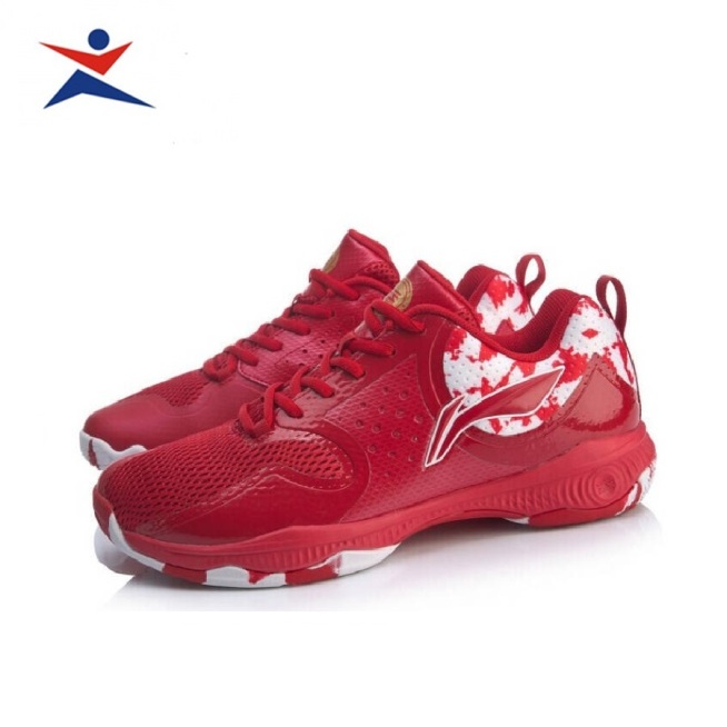 Giày cầu lông nam Lining AYTQ011-2 cao cấp - sportmaster - Giầy cầu lông - Giày chơi bóng chuyền nam giá rẻ