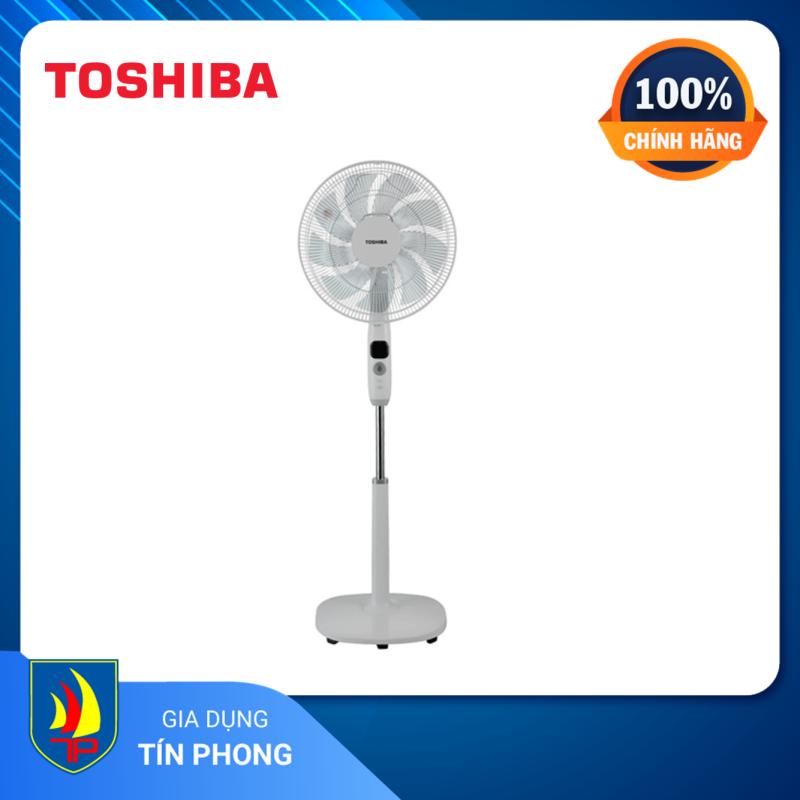 QUẠT ĐỨNG TOSHIBA F-LSD10(H)VN. Quạt đứng. Công suất: 30 W.  Điều khiển từ xa, Hẹn giờ tắt, Hiển thị tốc độ quạt, Inverter tiết kiệm điện.