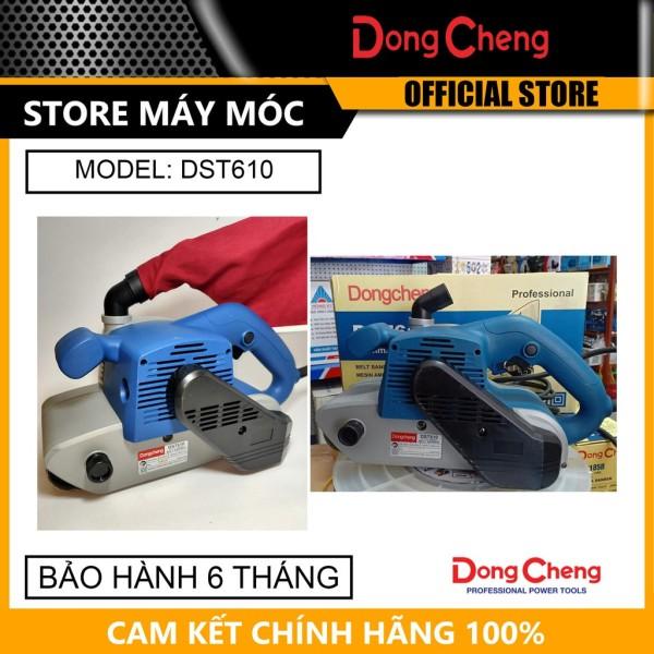 Máy chà nhám băng 1200W Dongcheng DST610- HÀNG CHÍNH HÃNG